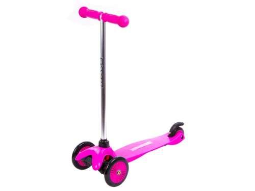 Háromkerekű roller #rózsaszín