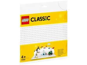 LEGO® Classic Fehér alaplap 11010 31233337 LEGO Classic