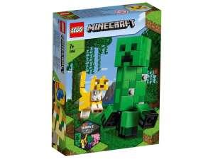 LEGO® Minecraft 21156 BigFig Creeper és Ocelot 31233373 LEGO Minecraft