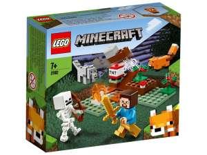 LEGO® Minecraft 21162 A tajgai kaland 31233331 LEGO Minecraft