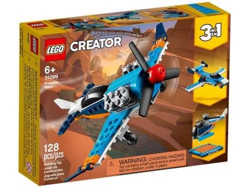 LEGO Creator 31099 Légcsavaros repülőgép 31233322