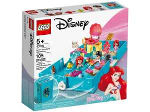 LEGO® Disney Princess Ariel mesekönyve 43176 31234248 LEGO Disney hercegnők