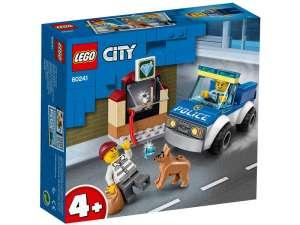 LEGO City Police 60241 Kutyás rendőri egység 31234320 LEGO City