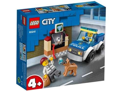 LEGO City Police 60241 Kutyás rendőri egység 31234320