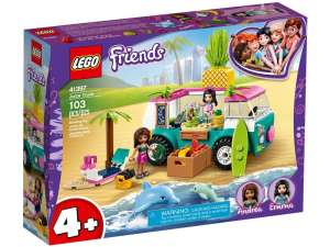 LEGO Friends 41397 Tengerparti felfrissülés 31234242 LEGO Friends