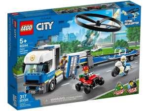 LEGO® City Police 60244 Rendőrségi helikopteres szállítás 31234260 LEGO City