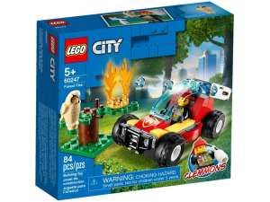 LEGO® City Fire 60247 Erdőtűz 31234323 LEGO City