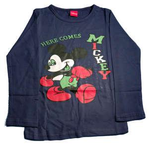 """Uniszex Kék Hosszú ujjú Mickey M. Felső 11-12év 31235538 A Pepitán ezt is megtalálod: """"Mickey"""" 17 kategóriában"""