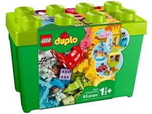 LEGO DUPLO Classic 10914 Deluxe elemtartó doboz 31235766 LEGO Classic