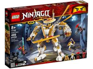 LEGO® Ninjago 71702 Arany mech 31235800 LEGO NINJAGO