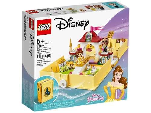 LEGO Disney Princess 43177 Belle mesekönyve