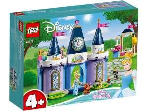 LEGO® Disney Princess Hamupipőke ünnepe a kastélyban 43178 31235873 LEGO Disney hercegnők