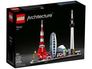 LEGO Architecture 21051 Tokió 31235883 LEGO Architecture