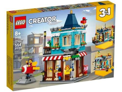 LEGO Creator 31105 Városi játékbolt 31235920
