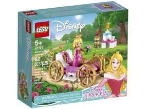 LEGO® Disney Princess 43173 Csipkerózsika királyi hintója 31235930 LEGO Disney hercegnők