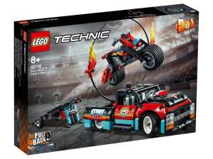 LEGO® Technic 42106 Kaszkadőr teherautó és motor 31235966 LEGO Technic