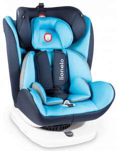 Lionelo Bastiaan 360°-ban forgatható ISOFIX biztonsági Gyermekülés 0-36kg #kék