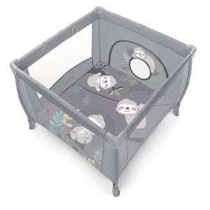Baby Design Play UP Utazóágy #szürke