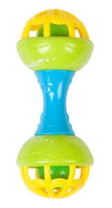 Sun Baby Csörgő-Rágóka - Kék