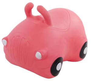 Sun Baby Gumi ugráló - Autó - Rózsaszín 31238493 Ugráló labda / figura