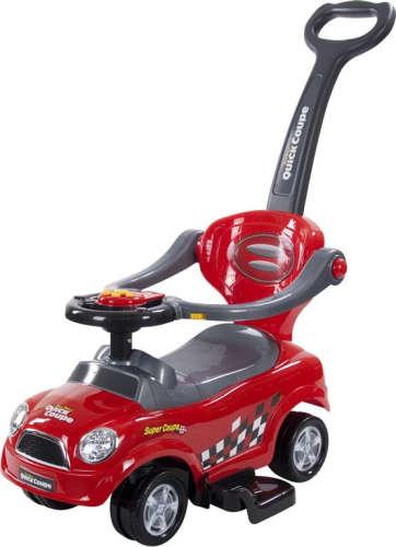 Sun Baby Coupe Ride Bébitaxi #piros