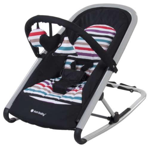 Sun Baby Komfi Pihenőszék #fekete 31238933
