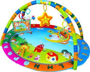 Sun Baby Játszószőnyeg - Farm