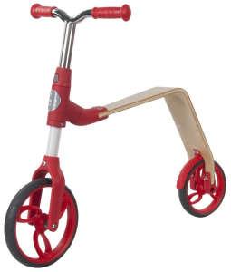 Sun Baby 2in1 Futóbicikli #piros 31239046 Kerékpárok
