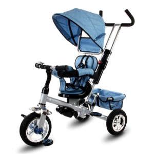 Sun Baby SuperTrike Plus 360° Tricikli #kék 31239124 Tricikli