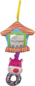 Sun Baby plüss Játék - Zsiráf 31239132 Fejlesztő játék babáknak