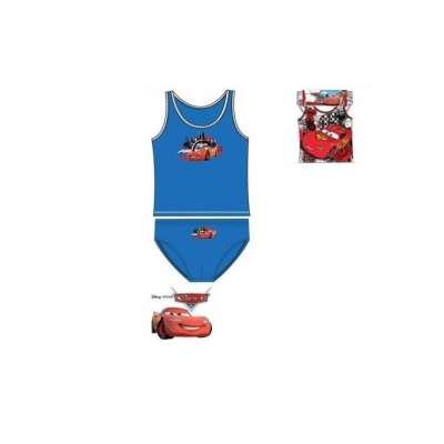 Gyerek fehérnemű szett, trikó+ alsóval 104cm - Verdák #kék