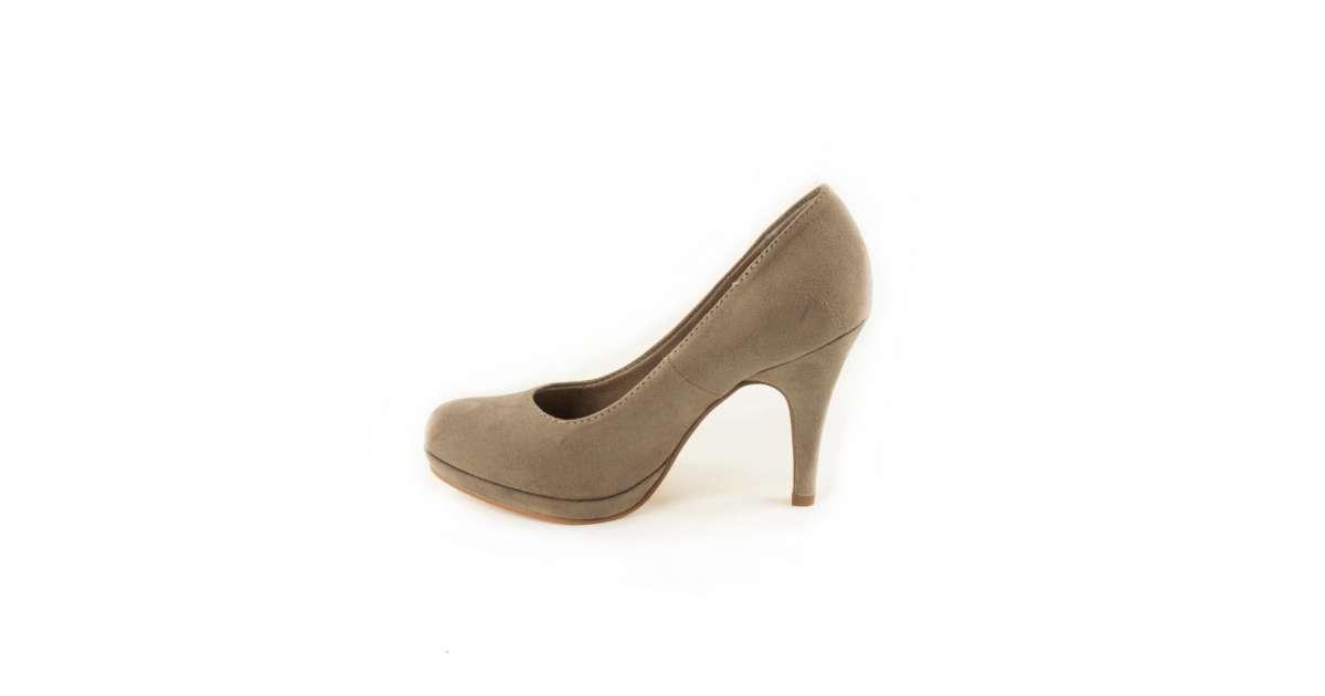 Tamaris női Alkalmi cipő #mogyoró