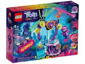 LEGO Trolls 41250 Táncparti a Techno szirten 31254890 LEGO Trolls