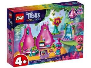 LEGO Trolls 41251 Pipacs kabinja 31254893 LEGO Trolls