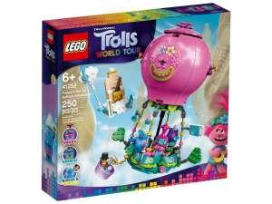 LEGO Trolls 41252 Pipacs hőlégballonos kalandja 31254899 LEGO Trolls