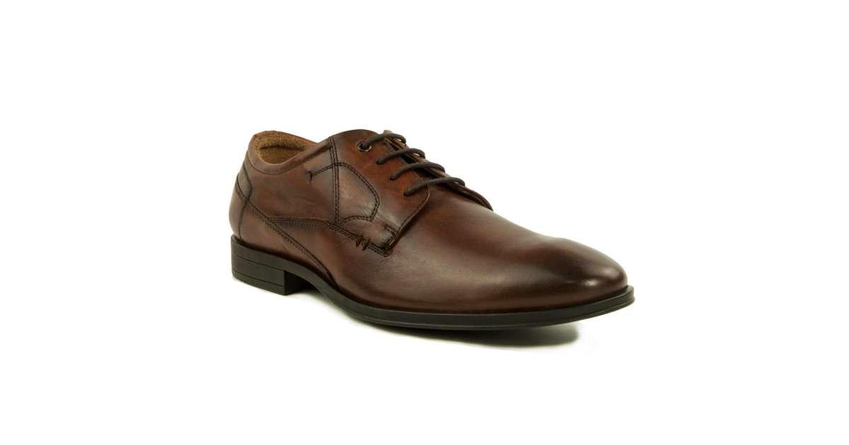 S.Oliver férfi Alkalmi cipő #barna | Pepita.hu