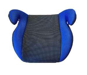 Mario Full Cover Ülésmagasító 15-36kg #szürke-kék 31257062 Ülésmagasító