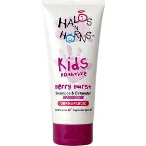 H&H sampon és kifésülést könnyítő balzsam gyerekeknek gyümölcs illattal - 200 ml 31258263 Test- és hajápolás