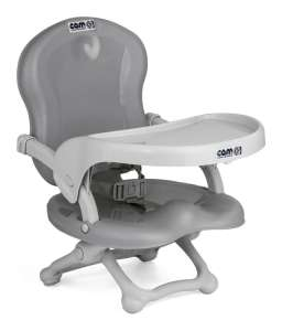 CAM Smarty székmagasító Etetőszék #szürke