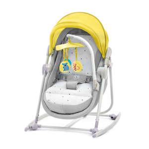 Kinderkraft Unimo 5in1 Pihenőszék #sárga-szürke 31269526 Pihenőszék, elektromos hinta