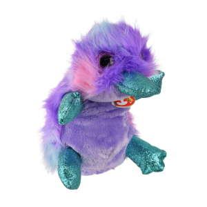 Ty Zappy lila kacsacsőrű emlős plüss – 30 cm 31271290