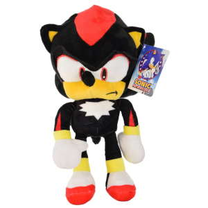Sonic the hedgehog Shadow sündisznó plüss – 30 cm 31272305
