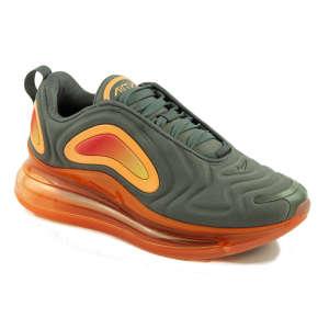 Nike Air Max 720 GS női Sportcipő #zöld-narancssárga