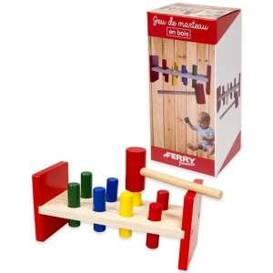 En Bois fa kalapácsos készségfejlesztő játék 31275537 Fejlesztő játék bölcsiseknek