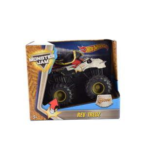 Hot Wheels Monster Jam lendkerekes autó – 10 cm, kalóz 31275549 Autós játékok, autó, jármű