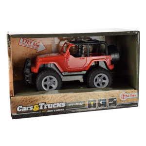 Toi-toys világítós és hangokat adó terepjáró – 15 cm 31275555 Autós játékok, autó, jármű