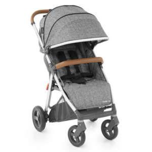 Babystyle Oyster Zero 3in1 multifunkciós Babakocsi #szürke 31278343 Oyster Babakocsi
