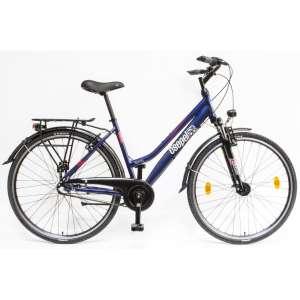"""Csepel Spring 100 3 sebességes, agyváltós női Kerékpár 28"""" #kék"""