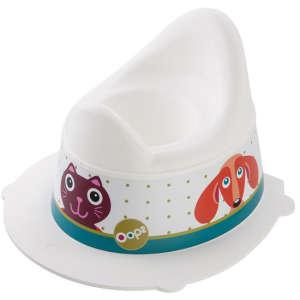 Rotho Babydesign style Billi - Állatok #fehér 31340929 Bili