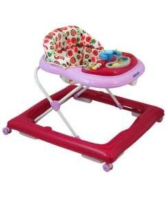 Baby Mix Bébikomp játékpanellel #rózsaszín 31283013